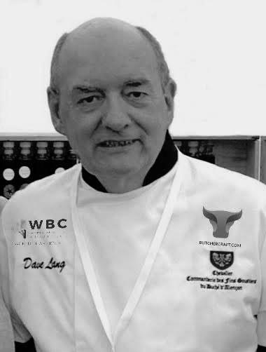 Master Butcher Dave Lang Of Butcher Magazine